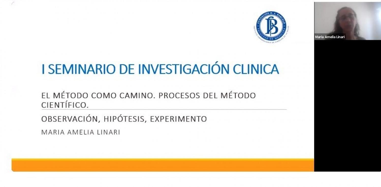 Seminario de investigación clínica