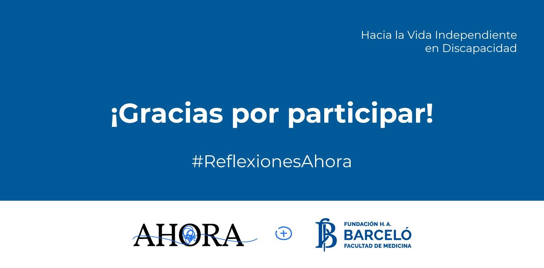 Fundación Barceló y AHORA construyen los cimientos para la independencia en discapacidad