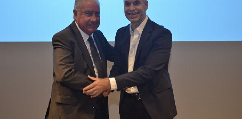 La Fundación Barceló firma un convenio con el GCBA